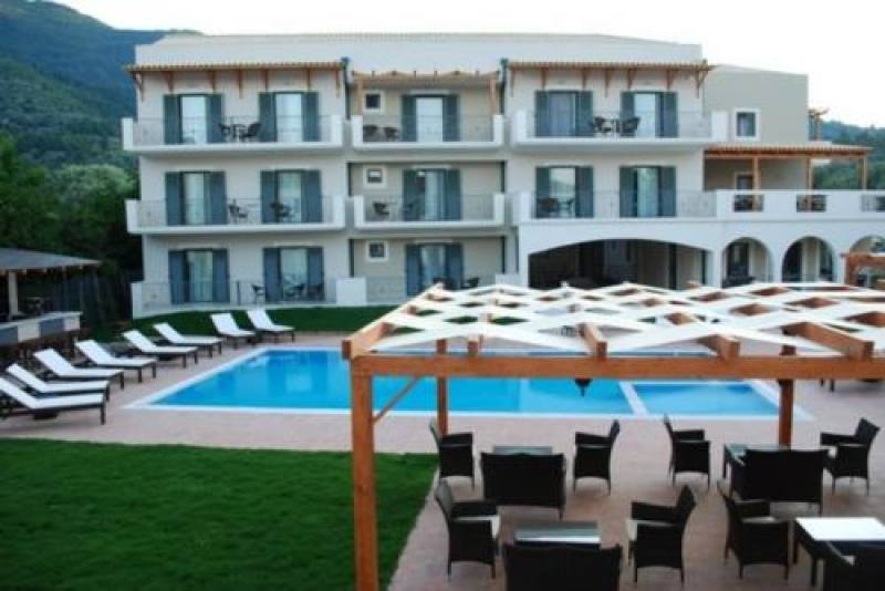 Appartementen Eleana - Nikiana - Lefkas